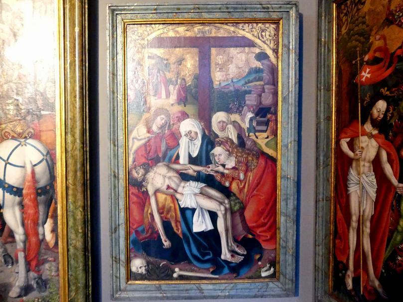 Hans Raphon: Passionsaltar, 1499, Bild 16/19