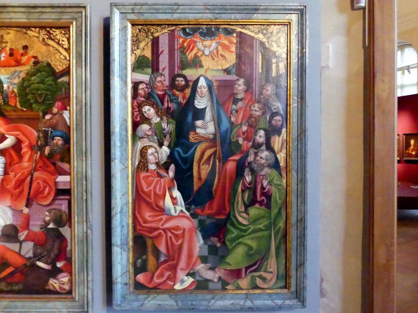 Hans Raphon: Passionsaltar, 1499, Bild 19/19
