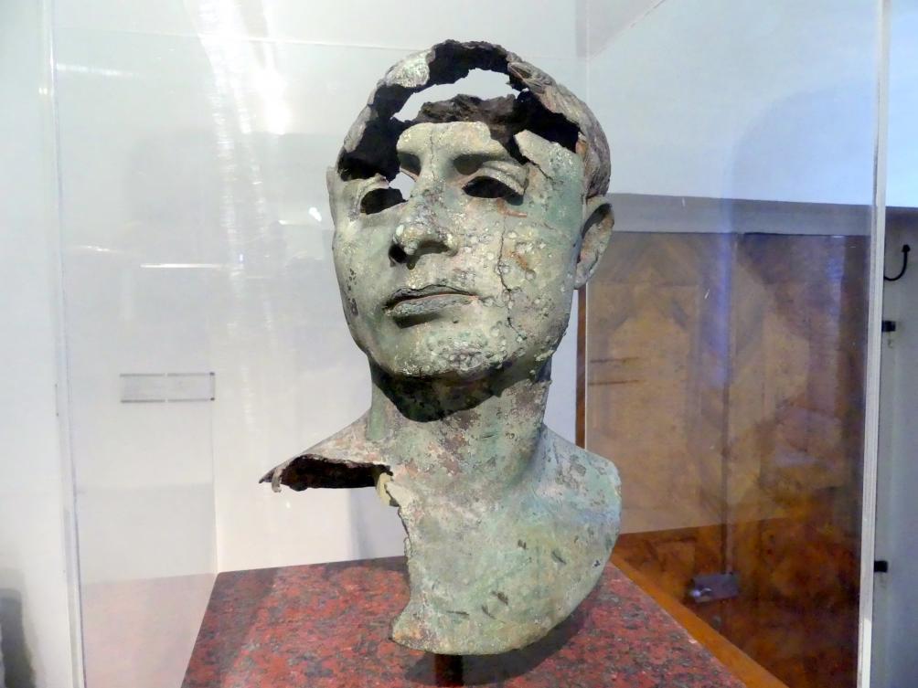 Portrait eines Mannes, Beginn 1. Jhd.