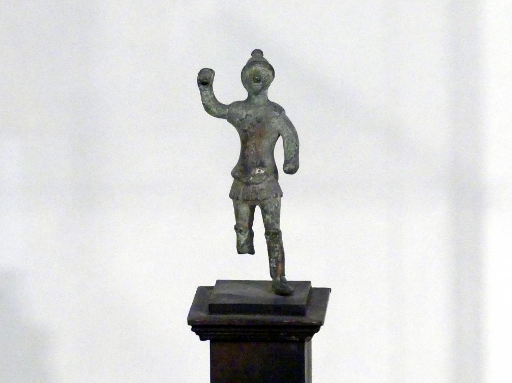 Angreifender Krieger - Mars (?), 600 - 400 v. Chr.
