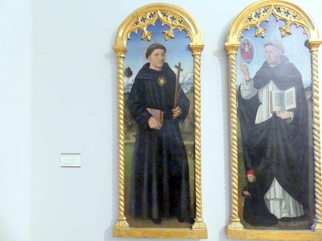 Ludovico Brea: Hl. Nikolaus von Tolentino, Undatiert, Bild 1/3