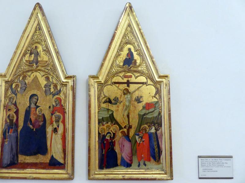 Meister der Pietà Campana: Kreuzigung Christi, Undatiert