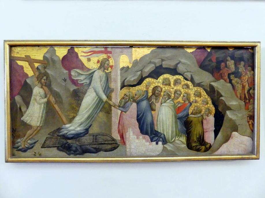 Meister der Madonna Straus: Abstieg Christi in die Unterwelt, Undatiert