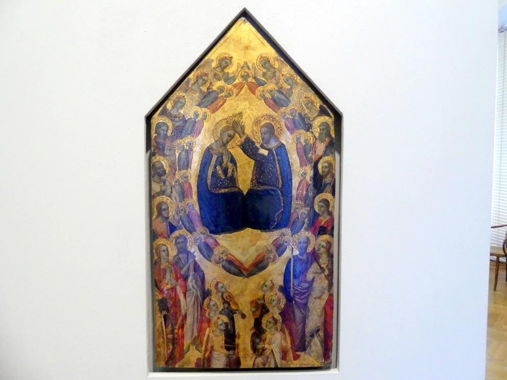 Niccolò di Tommaso: Krönung Mariens, Undatiert