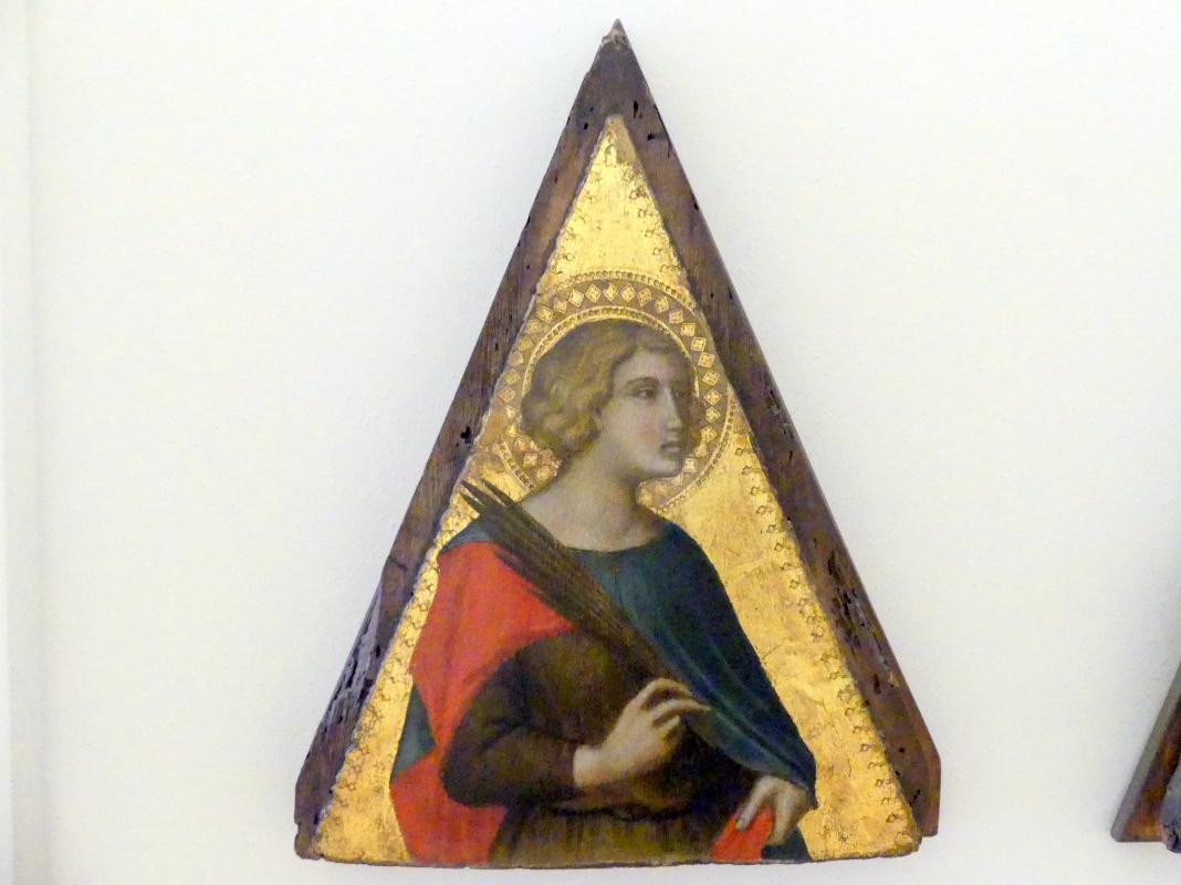 Pietro Lorenzetti: Sv. Mučedník, Undatiert