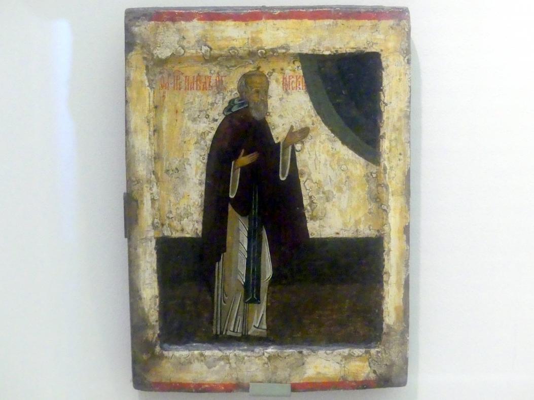 Hl. Paulus von Obnora, 1. Hälfte 16. Jhd.