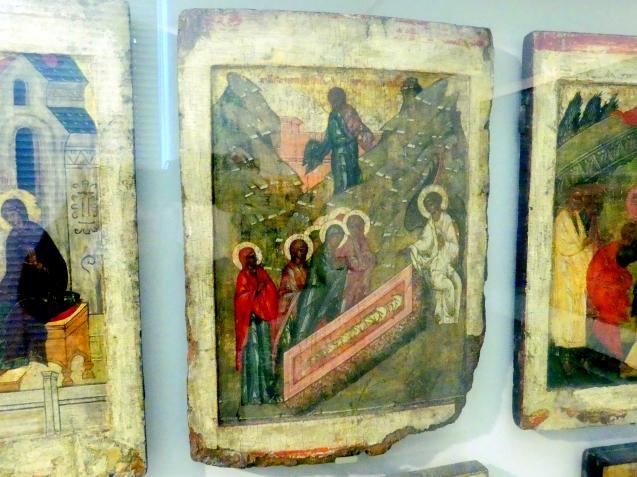 Frauen am Grab Jesu Christi, Ende 15. Jhd.