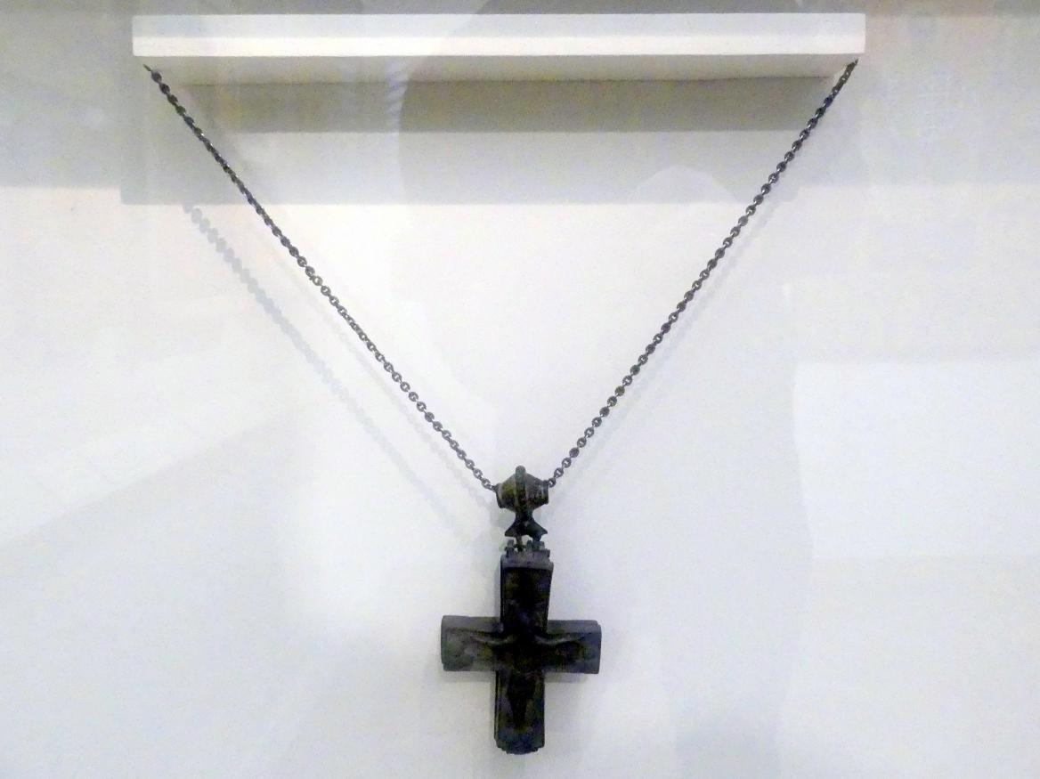 Kreuz (Enkolpion), 2. Hälfte 11. Jhd.