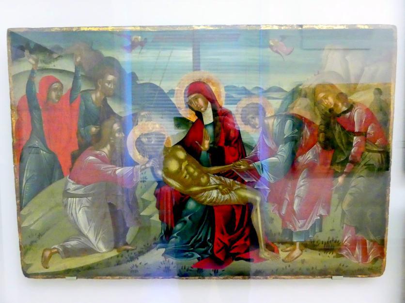 Die Trauer (Threnos), 1. Hälfte 16. Jhd.