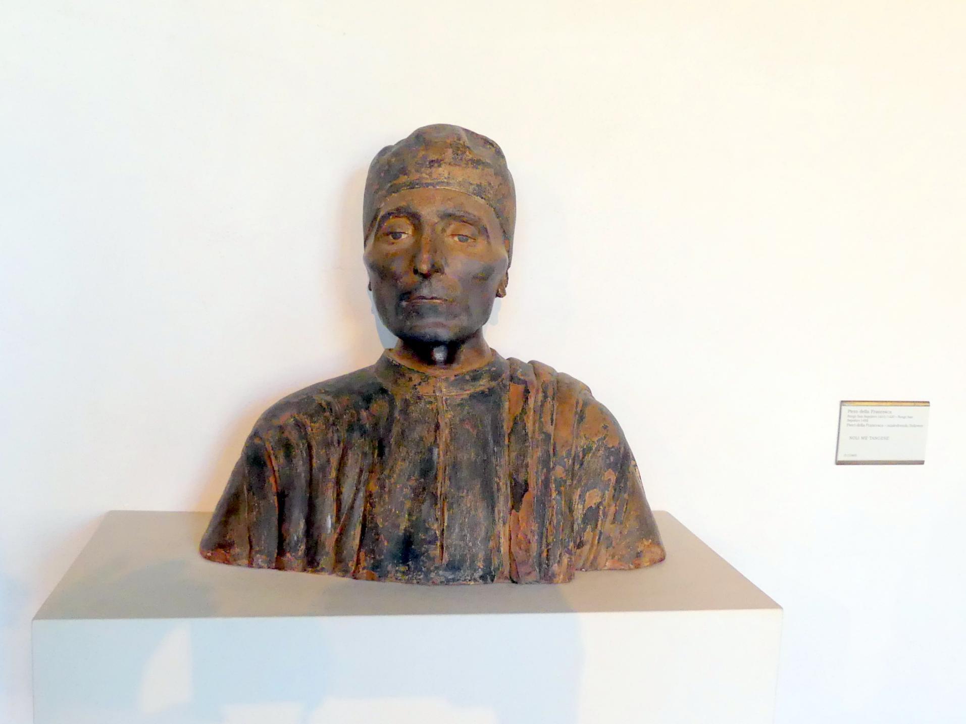 Portrait eines Mannes, Um 1460 - 1490