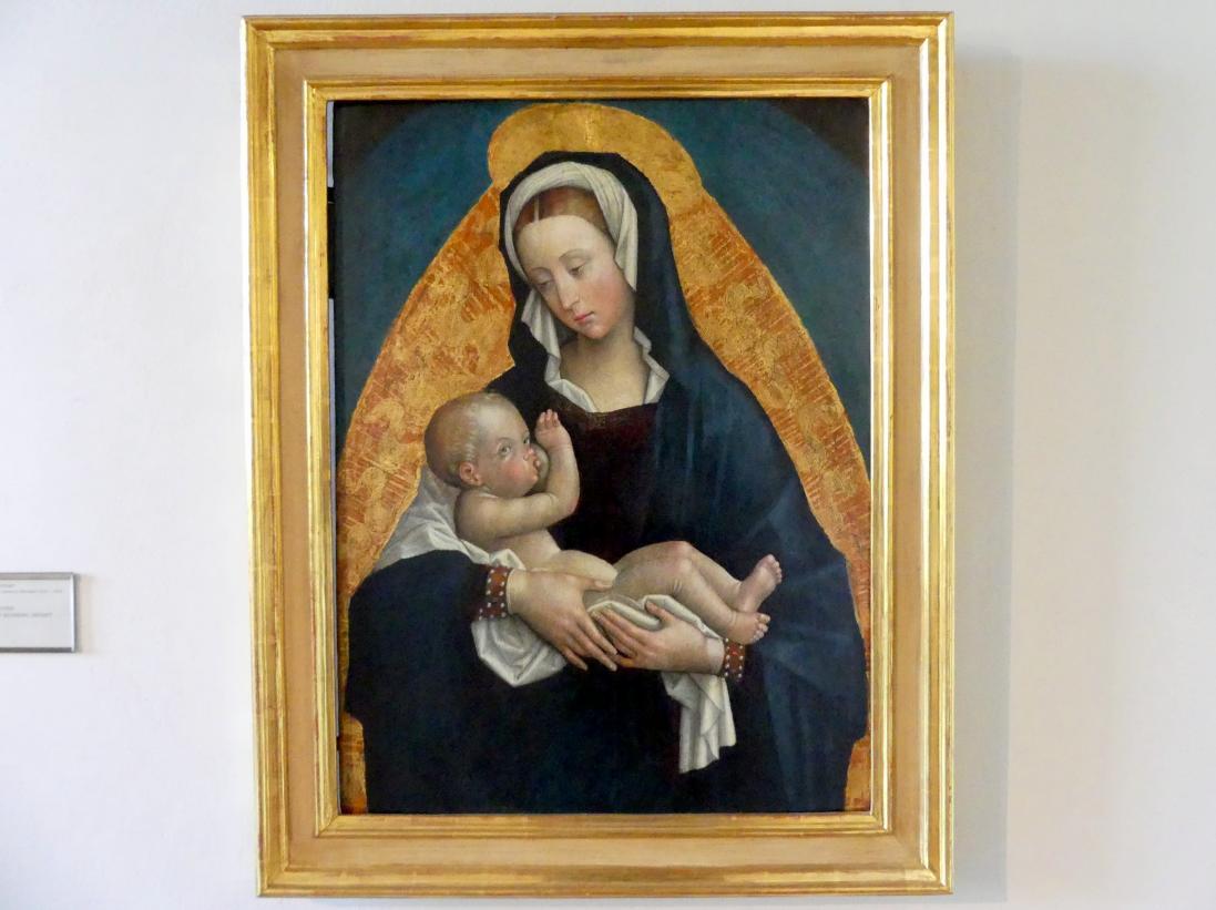 Defendente Ferrari: Maria stillt den Jesusknaben, Undatiert