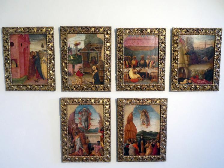Jacopo da Montagnana: Das letzte Abendmahl, Undatiert, Bild 2/3