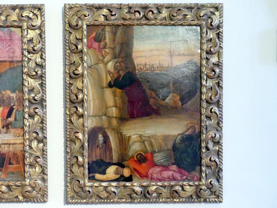Jacopo da Montagnana: Christus am Ölberg, Undatiert