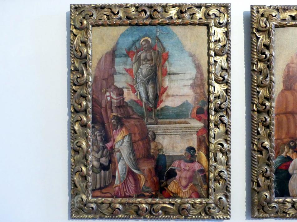 Jacopo da Montagnana: Auferstehung Christi, Undatiert