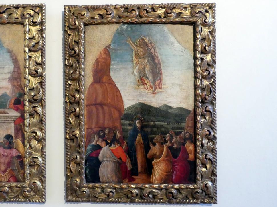 Jacopo da Montagnana: Christi Himmelfahrt, Undatiert
