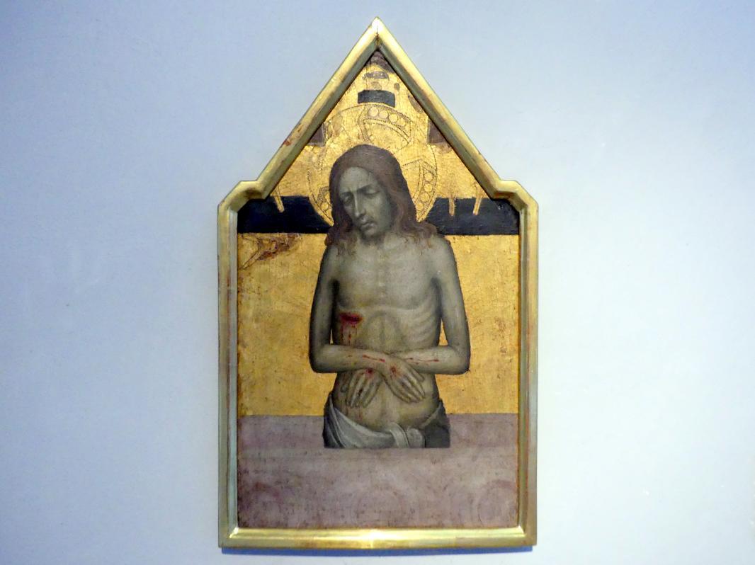 Michelino da Besozzo: Christus als Schmerzensmann, Undatiert