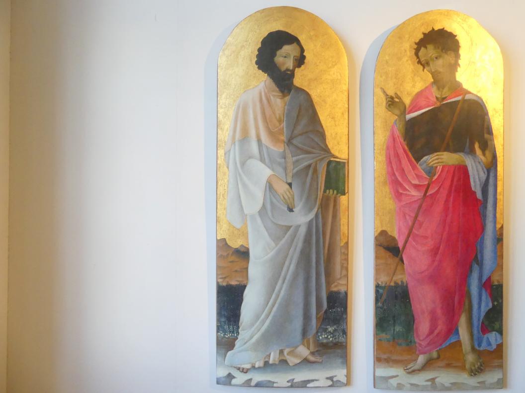 Paolo da Visso (Paolo di Giovanni da Visso): Hl. Bartholomäus, Undatiert