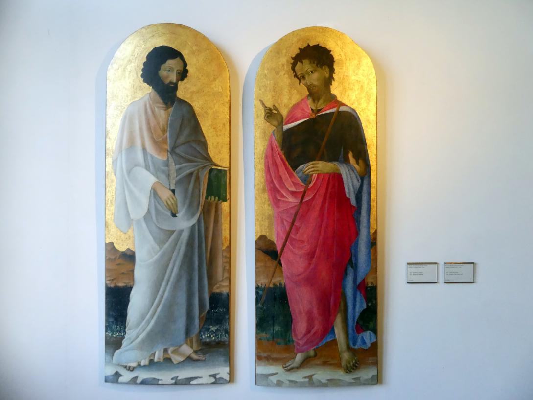 Paolo da Visso (Paolo di Giovanni da Visso): Johannes der Täufer, Undatiert, Bild 2/3
