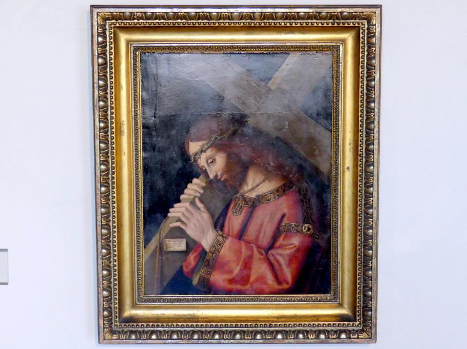 Marco Palmezzano: Kreuztragung Christi, 1534