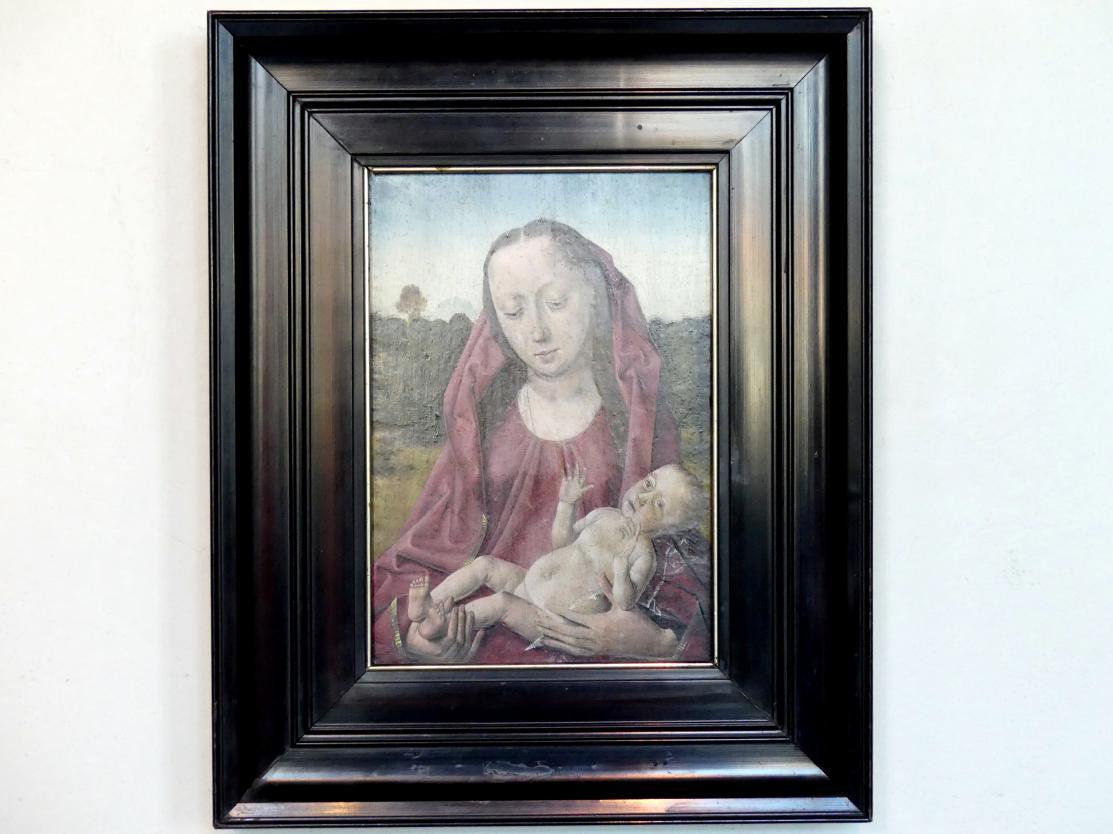 Albert (Aelbrecht) Bouts: Maria mit dem Kind, um 1535 - 1540