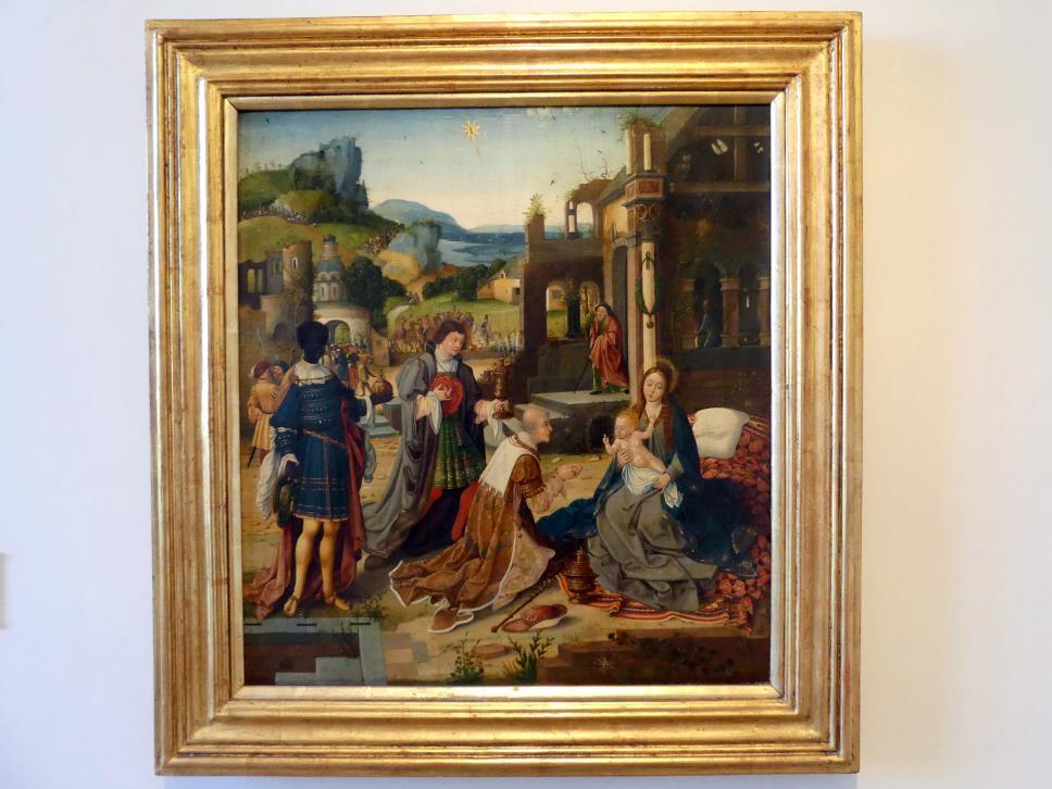 Anbetung der Könige, Um 1510 - 1520