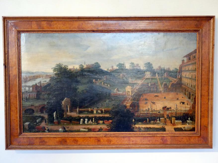 Hendrick van Cleve III: Der Skulpturenpark des Kardinal Cesi, 1584