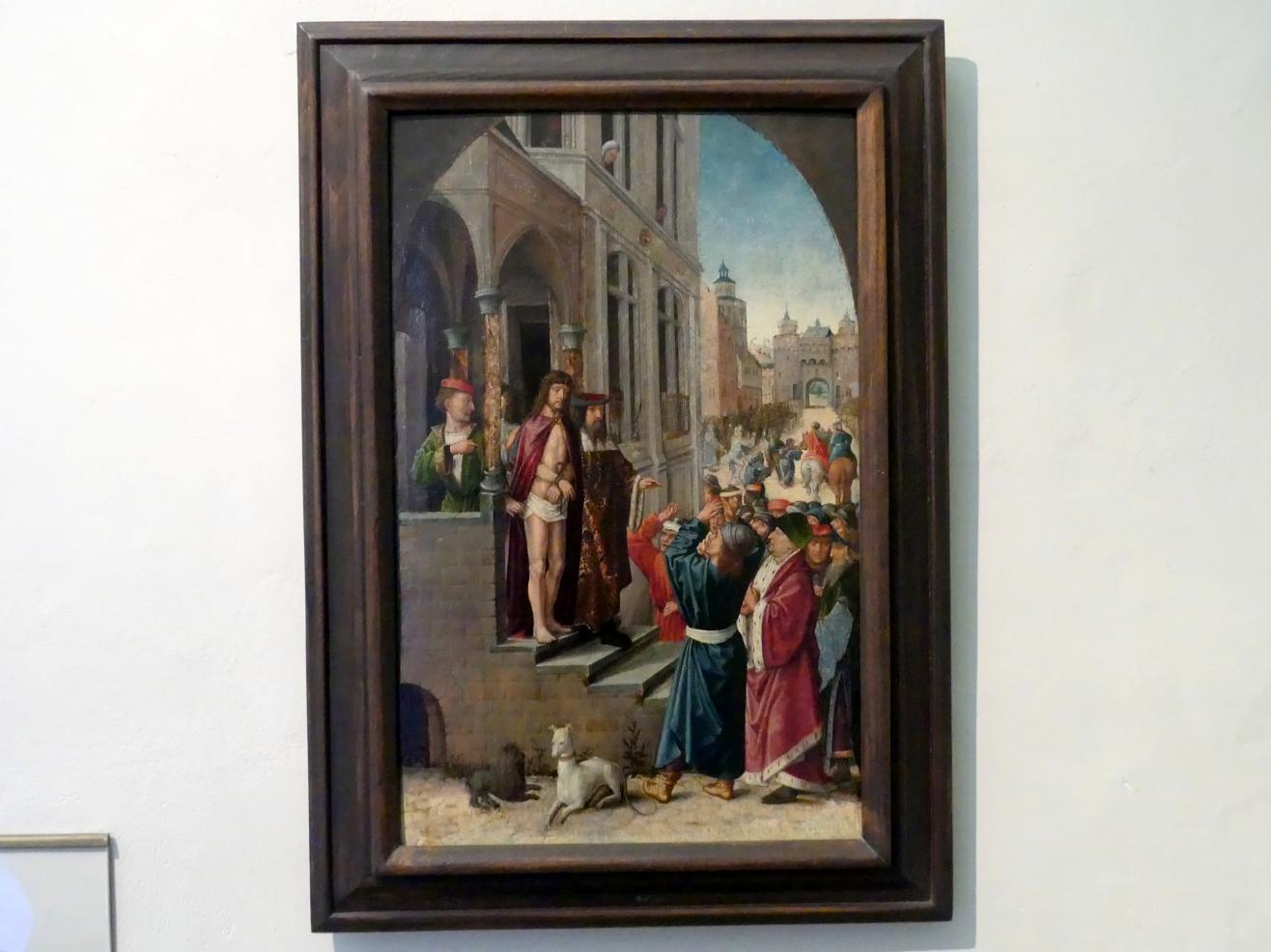 Juan de Flandes: Ecce Homo, vor 1496