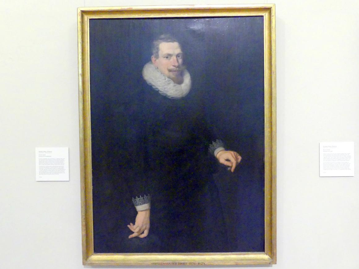 Nicolaes Eliasz. Pickenoy: Portrait eines Herren, Undatiert