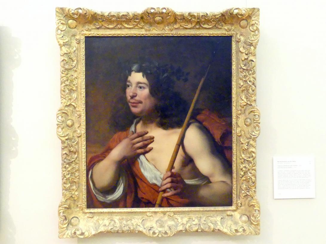 Bartholomeus van der Helst: Selbstportrait als Daifilo, 1660