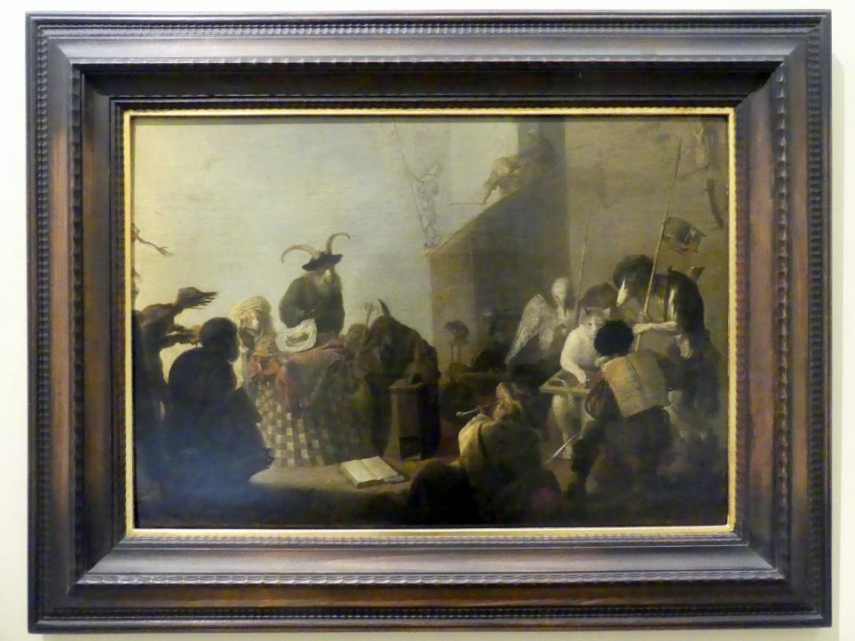 Cornelis Saftleven: Tier-Allegorie, 1629, Bild 1/2