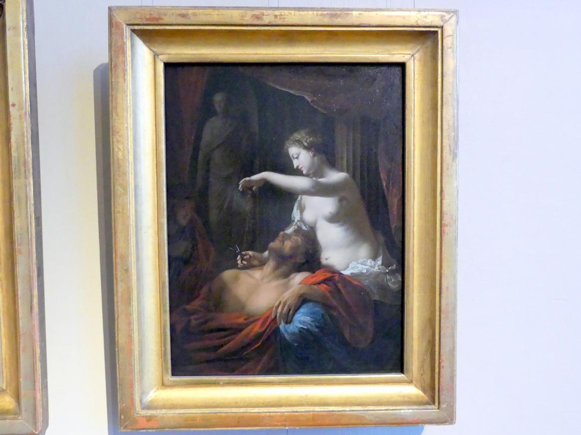 Pieter van der Werff: Simson und Delila, Undatiert