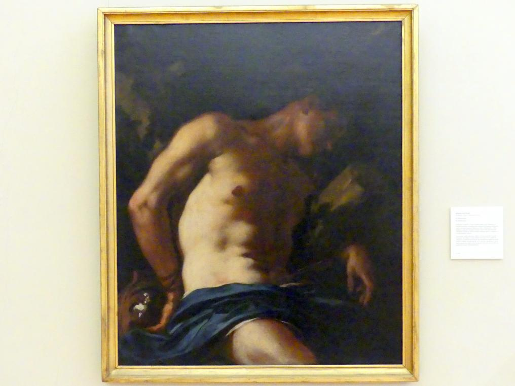Johann Carl Loth (Carlotto): Hl. Sebastian, Undatiert