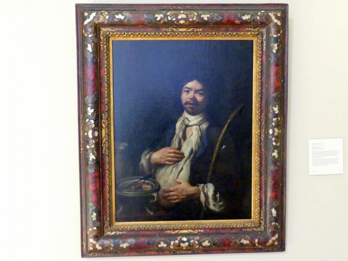 Antonio Amorosi: Römischer Landstreicher, 1710