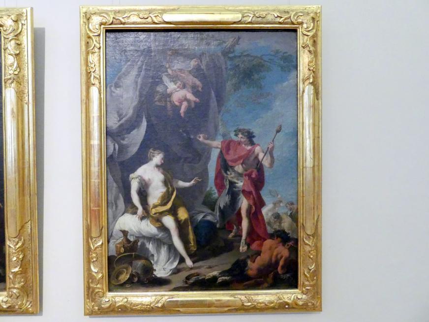 Giovanni Battista Pittoni: Bacchus und Ariadne, Undatiert