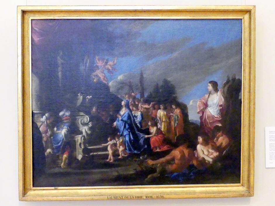 Giulio Carpioni: Das Begräbnis von Adonis, 1656 - 1663