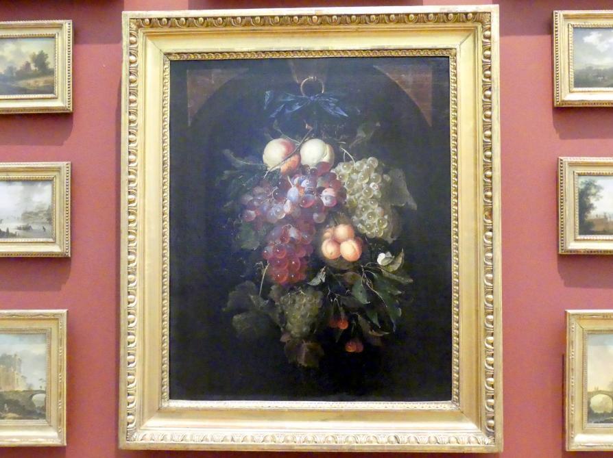 Nicolaes van Gelder: Obstgirlande, Undatiert