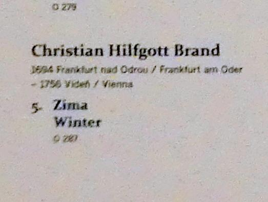 Christian Hilfgott Brand: Winter, Undatiert, Bild 2/2