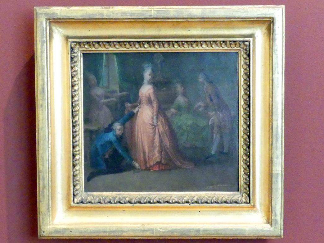 Johann M. Sigrist: Damenschneider, Undatiert