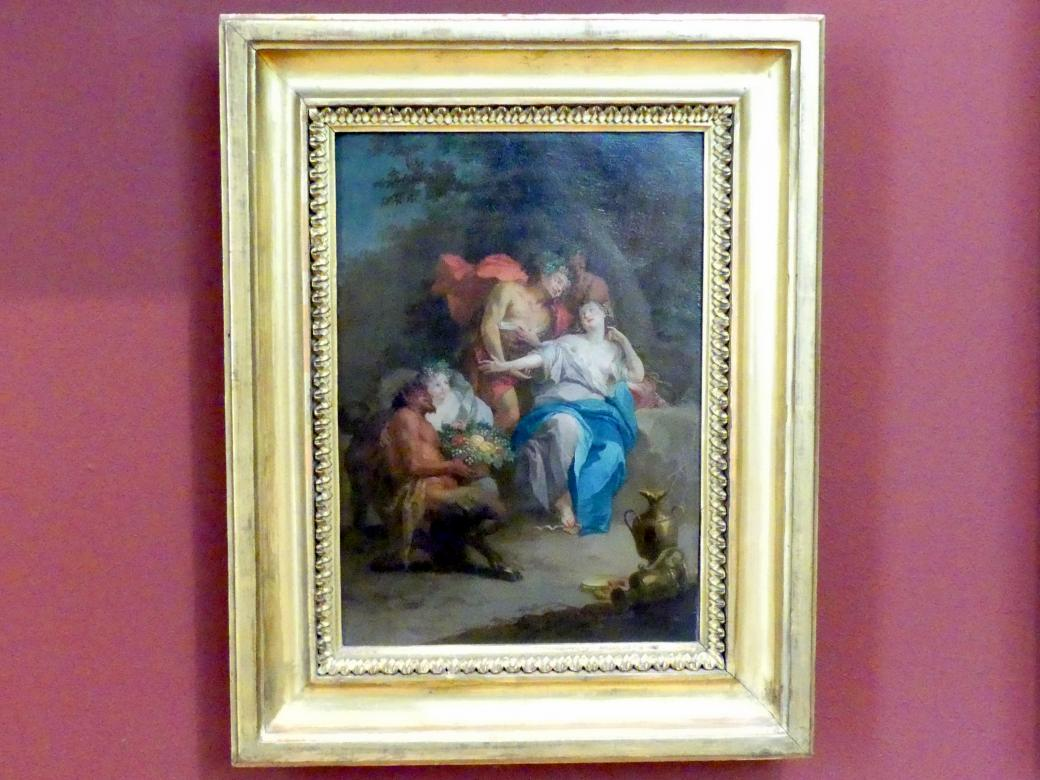 Franz Sigrist: Bacchus und Ariadne, Undatiert