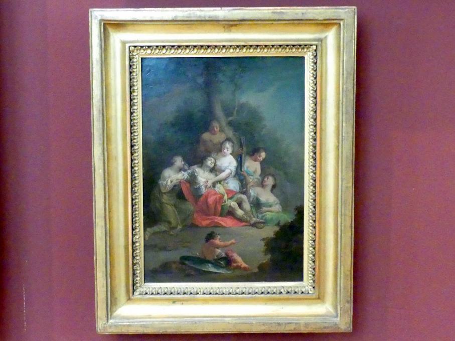 Franz Sigrist: Der Tod des Orion, Undatiert