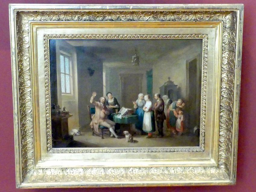 Johann Andreas Herrlein: Landarzt, Undatiert