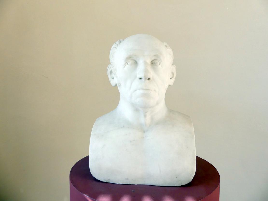 Joseph Calanza Max: Josef Karl Eduard Hoser (1770-1848), Um 1845