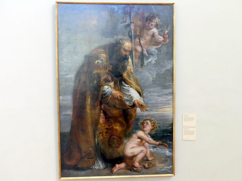 Peter Paul Rubens: Hl. Augustinus, 1636 - 1638