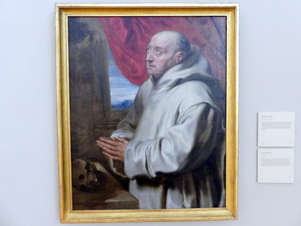 Anthonis (Anton) van Dyck: Hl. Bruno, Um 1620