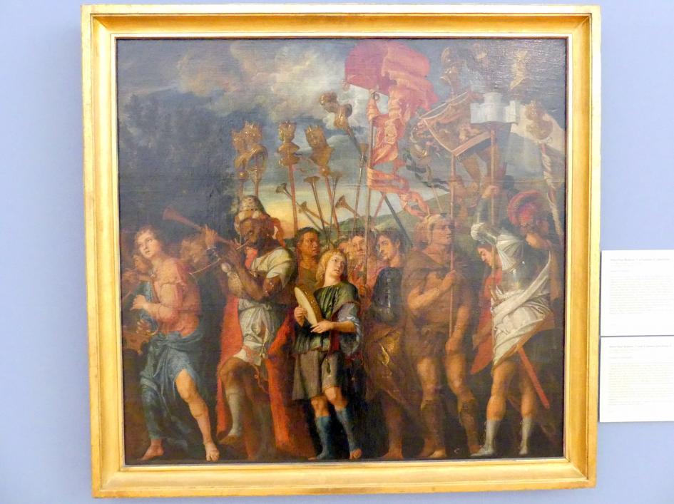 Erasmus Quellinus II.: Caesars Triumph, Undatiert