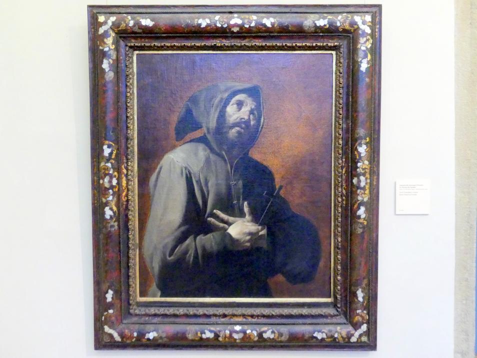 Tanzio da Varallo (Antonio d'Enrico): Hl. Franz von Assisi, Undatiert