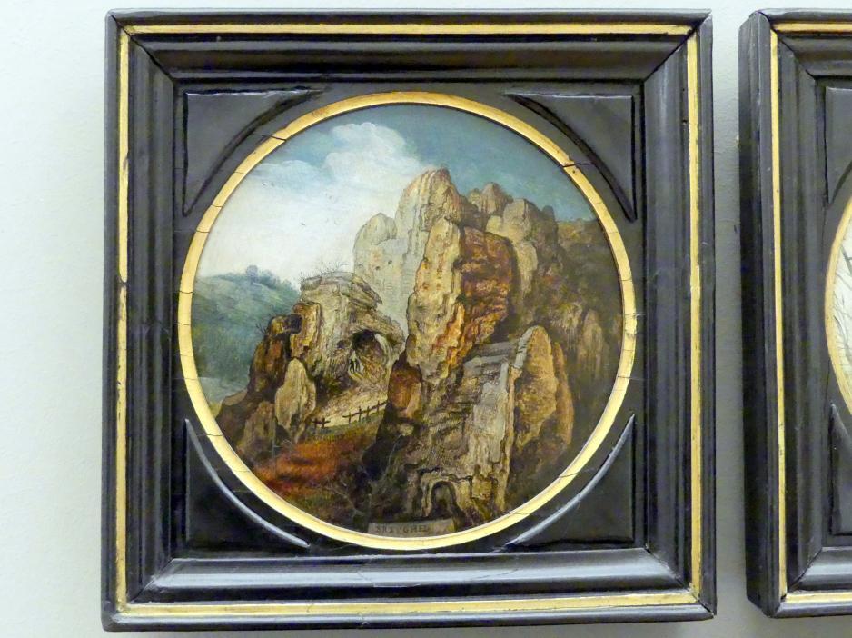Pieter Brueghel der Jüngere (Höllenbrueghel): Flussquelle, Undatiert