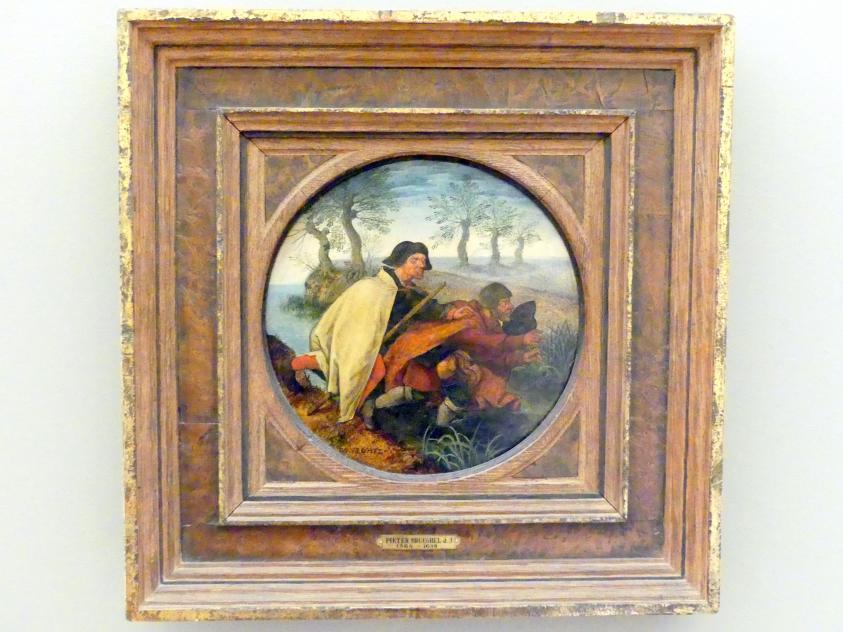 Pieter Brueghel der Jüngere (Höllenbrueghel): Die Parabel von den Blinden, Undatiert
