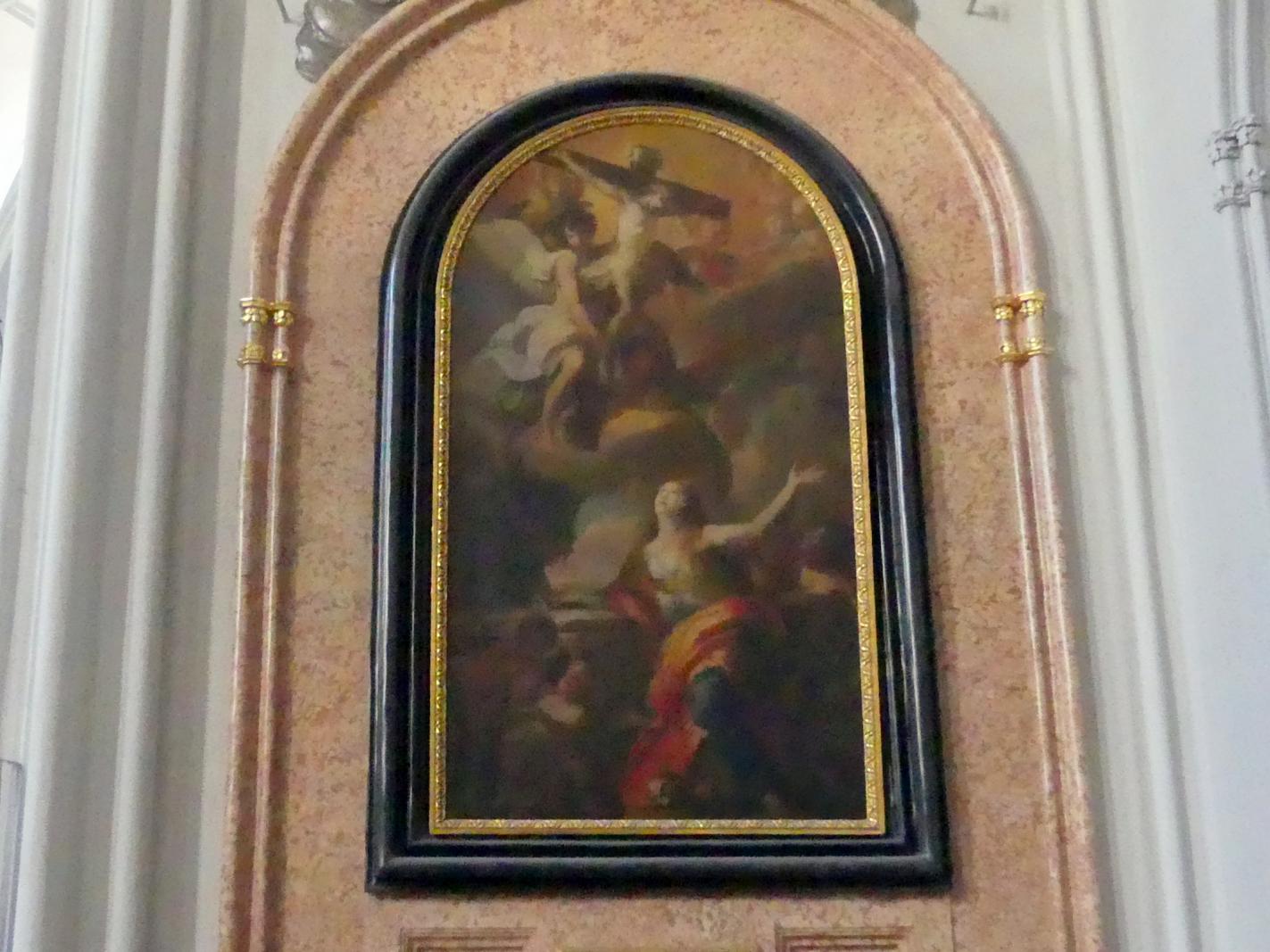Johann Michael Rottmayr: Vision der hl. Maria Magdalena, Undatiert
