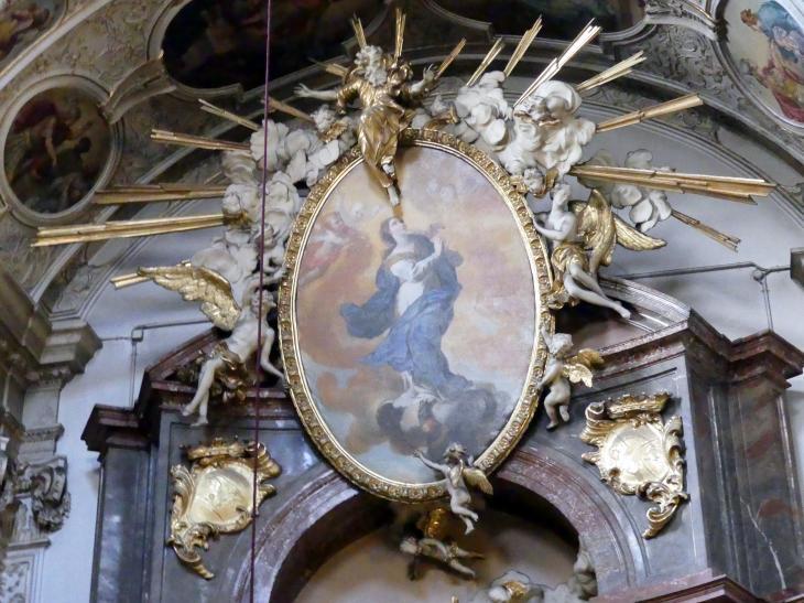 Johann Michael Rottmayr: Immaculata, Undatiert